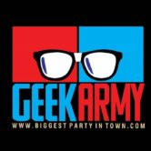 Geek Army Live 6-10 at Coconut Joe's! No Cover!